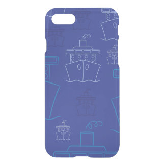 Cruise ship iPhone 7 case