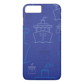 Cruise ship iPhone 8 plus/7 plus case