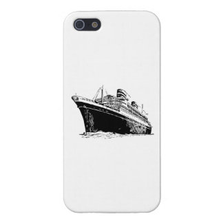 Cruise Ship Covers For iPhone 5
