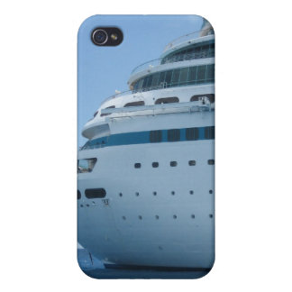 Cruise ship cover for iPhone 4