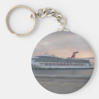 Cruise Ship Key Chain