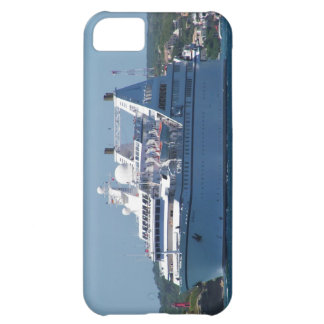 Cruise Ship Leaving Mahon Case For iPhone 5C
