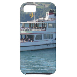 Cruise ship on Lake Thun in Switzerland Case For The iPhone 5