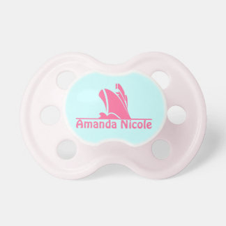 Cruise Ship Personalized Pacifier