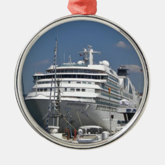 Cruise Ship Seabourn Odyssey Christmas Ornament