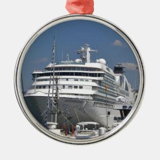 Cruise Ship Seabourn Odyssey Christmas Ornament