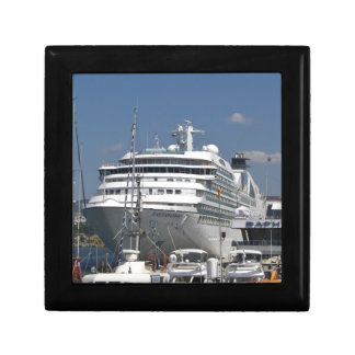 Cruise Ship Seabourn Odyssey Gift Box