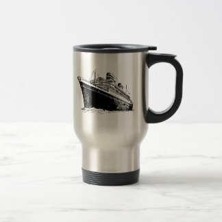 Cruise Ship Travel Mug