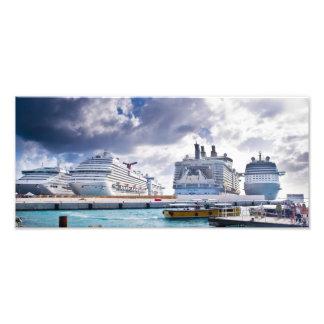 Cruise Ships Photo