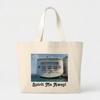 Cruise Spirit Tote Bags