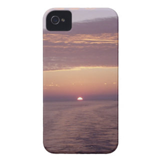 cruise sunset Case-Mate iPhone 4 cases