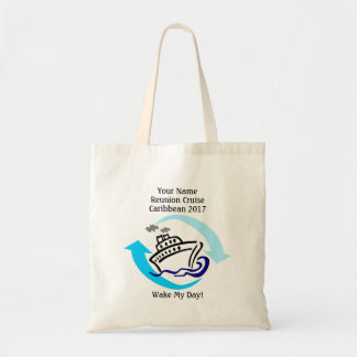 Cruise Themed Budget Tote Bag