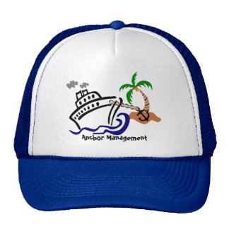 Cruise Themed Hat