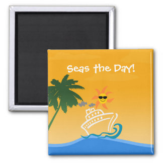 Cruise Themed Magnet