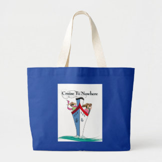 Cruise to Nowhere Tote II