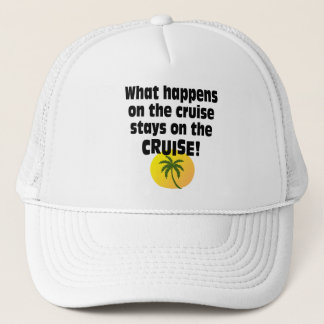Cruise Trucker Hat