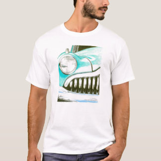 'Cruiser' artwork t-shirt