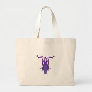 Cruiser motorcycle bag
