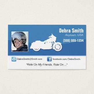 Cruiser Motorcycle Cards