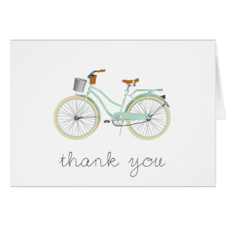 Cruiser Thank You Card
