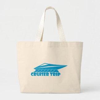 cruiser trip canvas bags