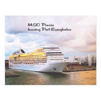 Cruises Postcard