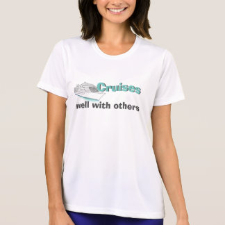 Cruises Well With Others Shirt