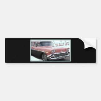Cruisin Bumper Sticker
