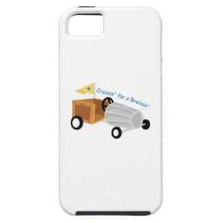 Cruisin For A Bruisin iPhone 5 Covers