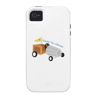 Cruisin For A Bruisin Case-Mate iPhone 4 Covers