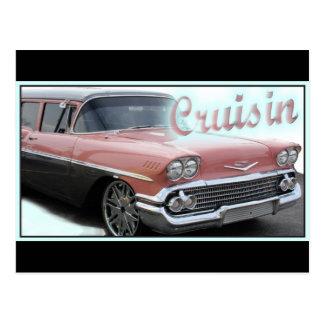 Cruisin Postcard