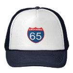 Cruising at 65 cap