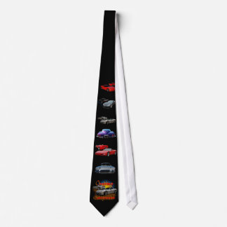 cruising California Tie