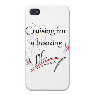 Cruising for a Boozing iPhone 4/4S Covers