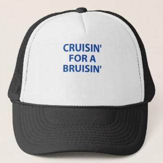 Cruising for a Bruising Trucker Hat