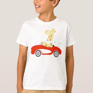 Cruising Giraffe T-Shirt