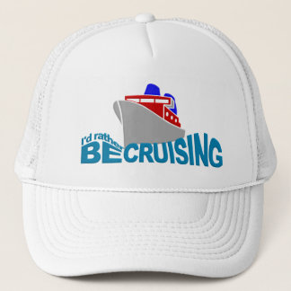 Cruising hat - choose color