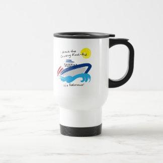 Cruising Kool-Aid Travel/Commuter Mug