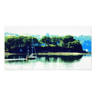 cruising sailboat photo print photo art
