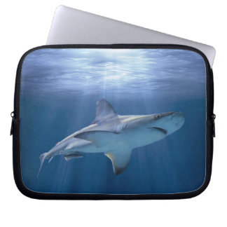 Cruising Shark Laptop Sleeve