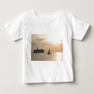 CRUISING THE SEA IN MONTEGO BAY JAMAICA BABY T-Shirt