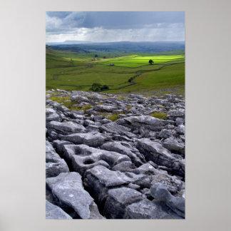 Crummack Dale, Yorkshire Dales Poster
