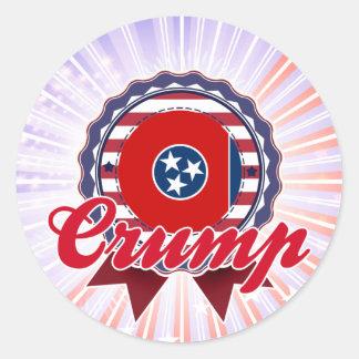 Crump TN Stickers
