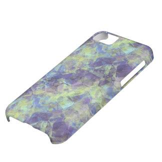 Crumpled Lavender Texture iPhone 5C Case