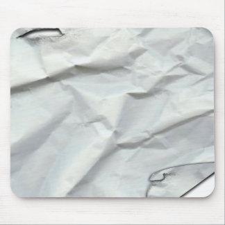 Crumpled Paper Mousepad