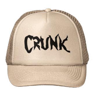 Crunk Mesh Hats