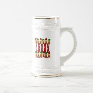 CRUNK - Crazy Christmas Drunk Mugs