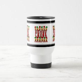 CRUNK - Crazy Christmas Drunk Coffee Mug