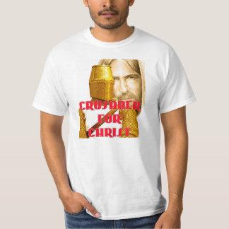 Crusader For Christ (men) T-Shirt