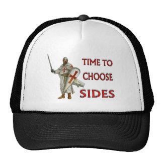 CRUSADER MESH HATS